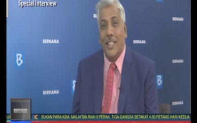 Bernama TV interview: Liberalization of automotive industry