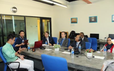 Visit by The World Bank & MFPE, Tunisia